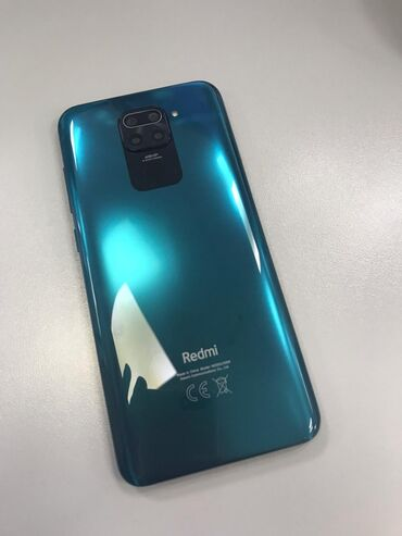Б/у Xiaomi Redmi Note 9 64 ГБ Голубой