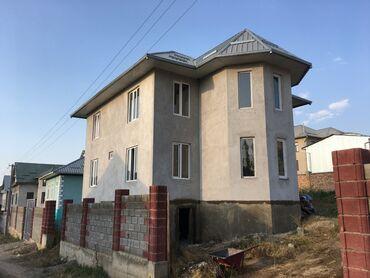 Эки этаж уй - Кыргызстан: Сатам Үй 150 кв. м, 8 бөлмө