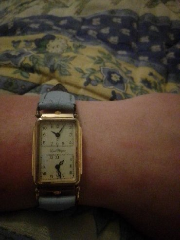 Dual screen watch Louis Margaux 70's-80's . The watch is working