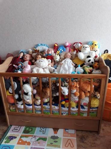 Продаю детскую б/у кроватку. Прошу 2000 в Бишкек