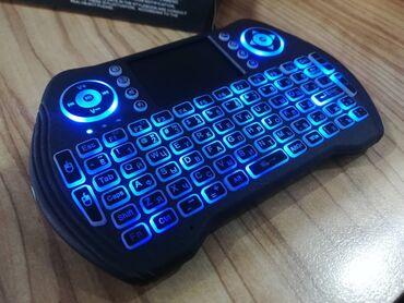 Смартфоны oneplus - Кыргызстан: Долгожданные безпроводные Клавиатуры с тачпадом, подходят для любых
