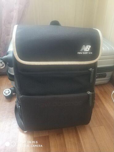 рюкзак в Кыргызстан: Продаю оригинальный рюкзак New Balance. В отл состоянии