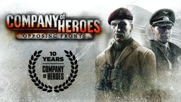 Ostale igre i konzole | Srbija: COMPANY OF HEROES- (CENA FIKSNA) IGRICA KAO NOVA NIGDE OGREBANA