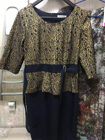 вечерние платья 48 размера в Кыргызстан: Платье, Турция.Продаю красивое турецкое платье 48 русского размера