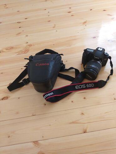 Fotoaparatlar - Gəncə: Canon 60 D
