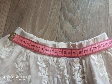 Продаются юбка и лосины на девочку.Размеры указаны состояние среднее