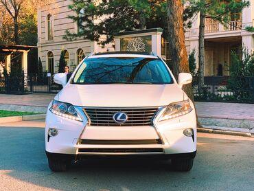 Lexus - Бишкек: Lexus RX 3.5 л. 2013   70000 км