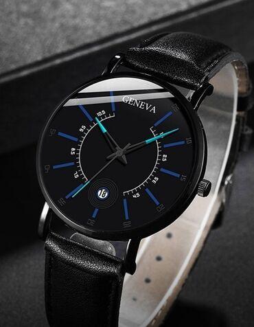 geneva в Кыргызстан: Мужские часы Geneva  Стильно смотрится  Акция 399 сомов  Успей заказат