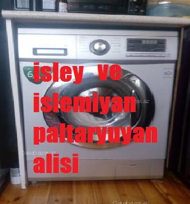 Bakı şəhərində  Avtomat Washing Machine 10 kq-dan çox