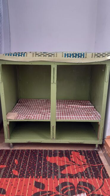 Сейфы - Кыргызстан: Стол- шкаф металлический Высота 86 Ширина 90 Глубина 60
