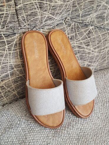 Ženska obuća | Gornji Milanovac: Papuce jednom nosene 40 br