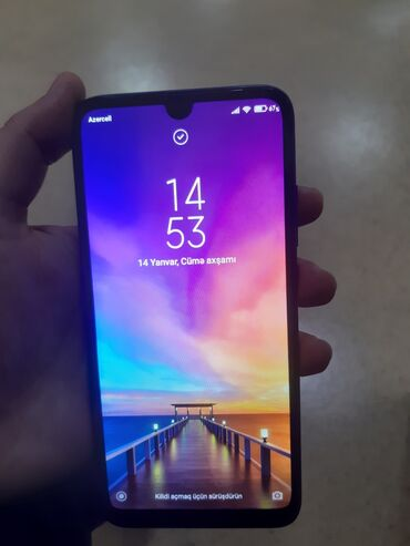 kabura xiaomi redmi 5a - Azərbaycan: İşlənmiş Xiaomi Redmi 7 32 GB göy