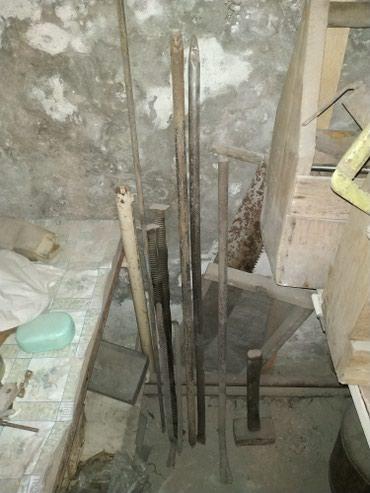 Ломы и гвоздодер! Ломы по 700 сом, длина в Бишкек
