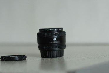 50mm - Azərbaycan: Nikkor 50mm 1.4. Sadəcə işlətmədiyim üçün satıram