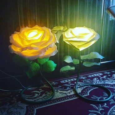 Роза светильники