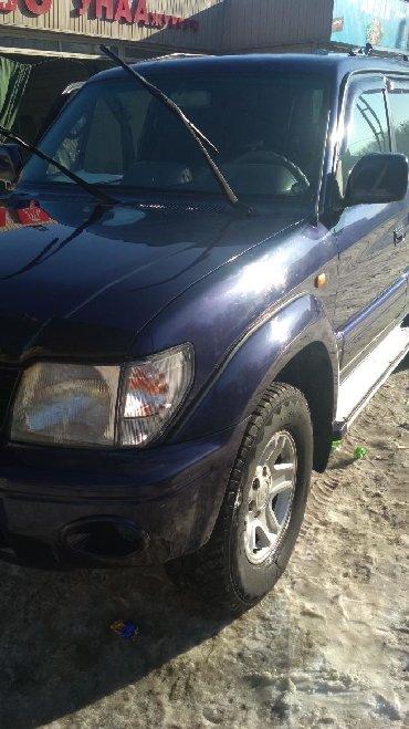 диски bmw 95 стиль в Кыргызстан: Toyota Land Cruiser Prado 3 л. 1999 | 380 км