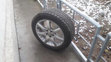 диски ромашка мерседес в Кыргызстан: Размер нарисунке колесо от мерседеса производство Германия.+болты