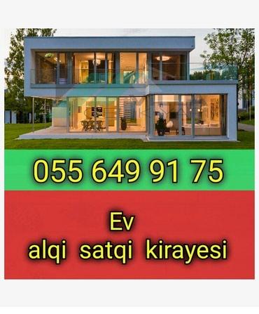 Emlak ev alqi satqi kiraye 460 azn icareye arendaya obyekt satdiq в Bakı