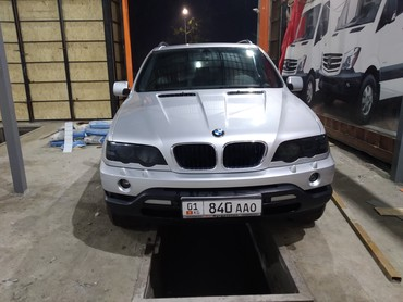 BMW X5 2001 в Лебединовка