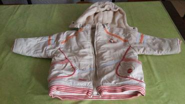 Zimska jakna vel.18 meseci za dečake - Petrovac na Mlavi