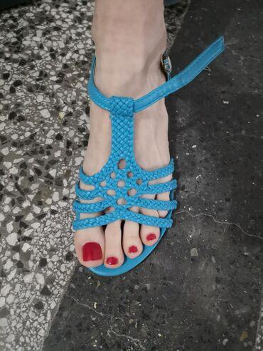 Kozne sandale 38