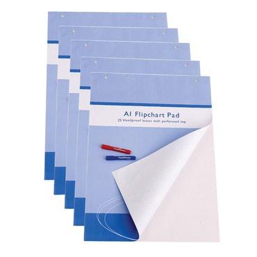 Kagiz - Azərbaycan: Flipchart kağızı 7.50 azn. 58.5x82.5. Çatdırılma pulsuzdur