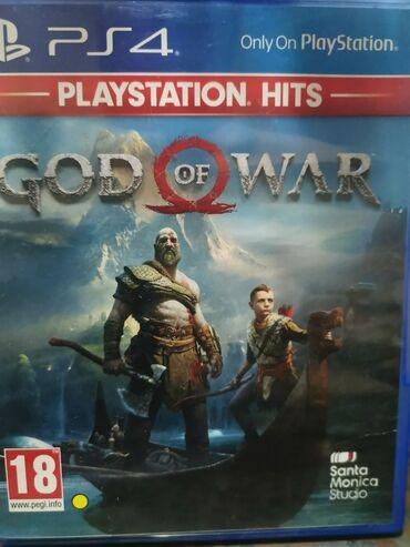 Sony 2 - Srbija: GOD OF WARORIGINALNA IGRICA PS 4Porucujete artikal tako sto u poruci
