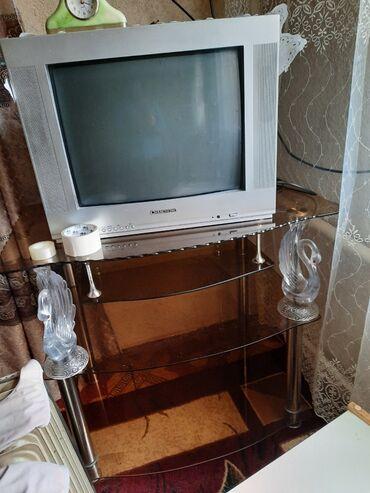 телевизора в Кыргызстан: Телевизор потставкой сандык