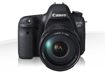 Canon EOS 6D body в Bakı