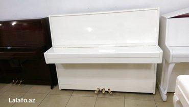 Bakı şəhərində Leninqrad istehsalı Nocturn markalı piano satılır. İdeal