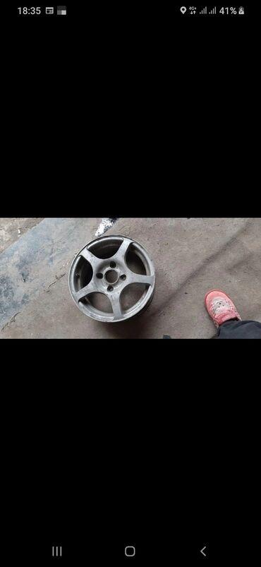 диски 14 купить в Кыргызстан: Куплю такой 2 шт 14×100 или Продам 3 шт есть