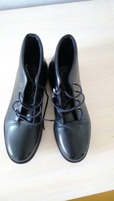 Другая женская обувь в Кыргызстан: Абсолютно новые, кожа, 39 р. очень удобные, куплены для себя, но нужны