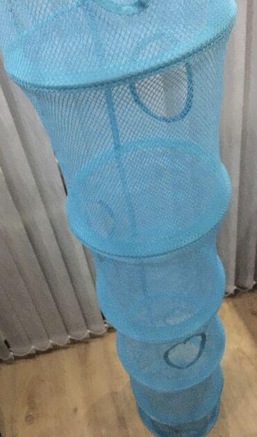 produkcii ikea в Кыргызстан: Продаю подвесную корзину для игрушек IKEA, 6 ячеек. Новая, стоимость