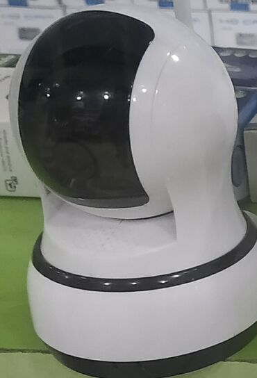 видеонаблюдение камера в Азербайджан: 360 derece kemera Wifi ile isleyir Gece gorunusu var Istenilen yerde o