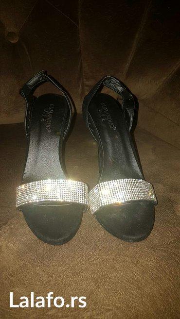 Nove!!! Prelepe sandale br 36!!! Koza antilop! - Belgrade