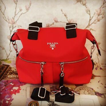Новая сумка Prada Milano. Качество