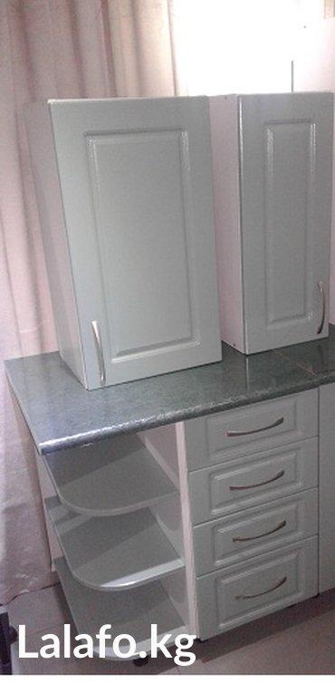 Шкафчики от нового кухонного гарнитура-4 шт - распродажа!! в Бишкек