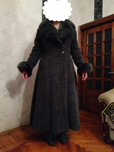 Bakı şəhərində Palto cox az geyinilib 48 50 razmer