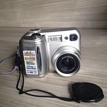 Фотоаппарат Nikon Coolpix 4300 в Бишкек