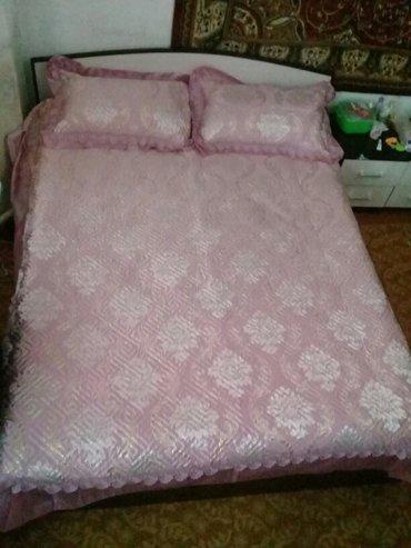 Продаю 2х местный спальный кровать. Недорого  в Бишкек