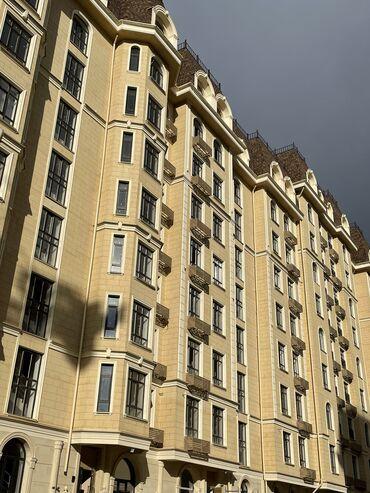 Продажа квартир - 2 комнаты - Бишкек: Элитка, 2 комнаты, 89 кв. м Теплый пол, Бронированные двери, Без мебели