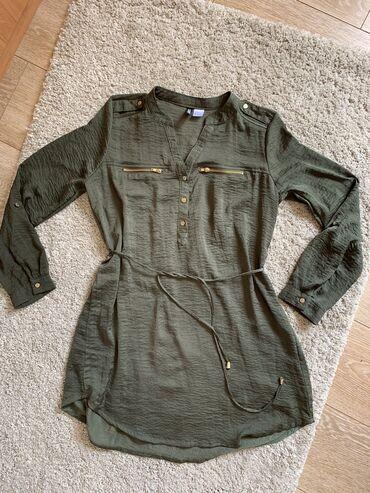 Pantalone boja maslinasto zelena kvalitetne super meka - Srbija: Maslinasto zelena kosulja