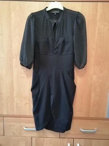 шуба до колени в Кыргызстан: Платье трикотажное, до колен, производство Турция, размер 36. В хороше