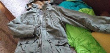 Dečije jakne i kaputi   Zrenjanin: Dečija muška jakna Teranova, korisćena, vel 10-11god, tj 140-146