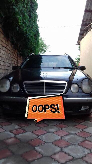 Mercedes-Benz E-класс AMG 3.2 л. 2002 | 380000 км