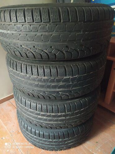 Продаю комплект шин на 17/215/60. Зима Европа. Ц 7800 с