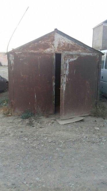 Bakı şəhərində Demir qaraj deyerinden cox ucuz qiymete. Uz. 6m eni. 3m hündürlüyü- şəkil 3