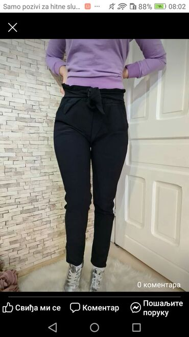 Pantalone elegantne - Srbija: ELEGANTNE PANTALONE PO SUPER CENI OD S DO 3xl