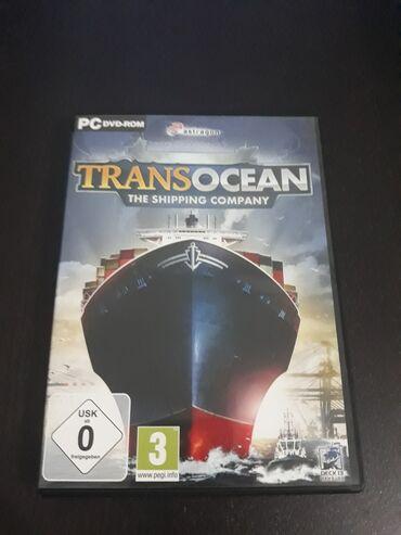 Cd - Srbija: Trans OCEAN igrica!!!  Na steamu 19.99$ ! Za pc/dvd/rom