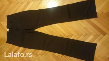 Brem-kosulja-br - Srbija: Brem pantalone, braon nove